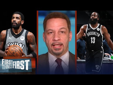 Nets are the team to beat in East unless Kyrie causes trouble — Broussard | NBA | FIRST THINGS FIRST