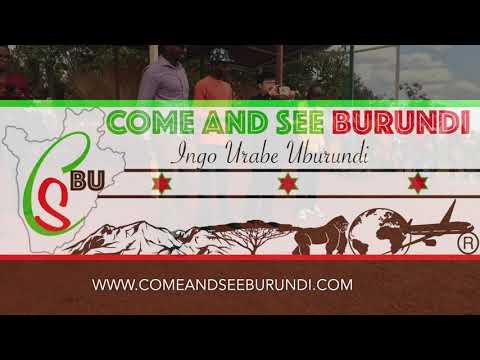 Come and See Burundi || 2017 Radio isanganiro report ||  French
