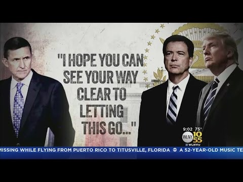 Source To CBS News: Trump Asked Comey To End Flynn Probe
