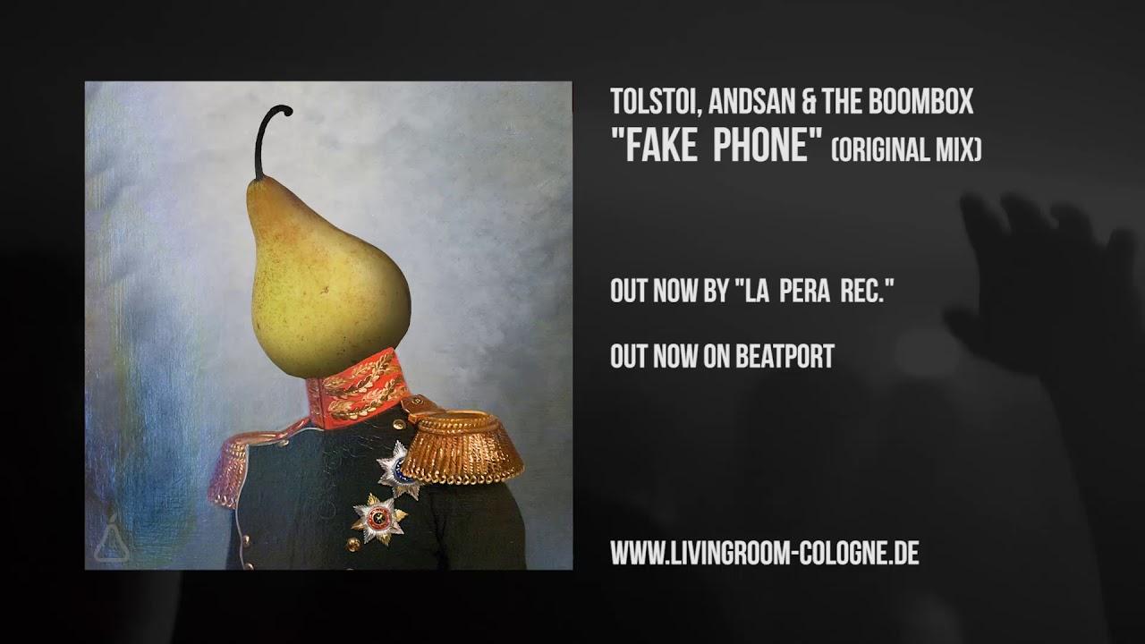 Download Tolstoi, Andsan & The Boombox - Fake Phone (Original Mix)
