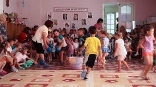 ВЕСЁЛЫЕ СТАРТЫ(Наступило долгожданное лето, а с ним и оздоровительный сезон для ребят в детском саду, которые освобождены..., 2014-07-13T21:06:43.000Z)