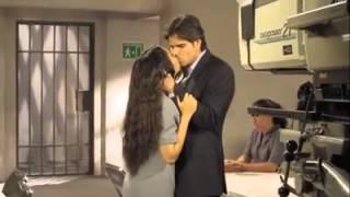 Corazon Indomable -Octavio y maricruz Beso Carsel