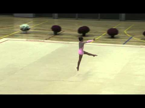 ELENI THOMAS - FREE - 2012 LUXEMBOURG CUP