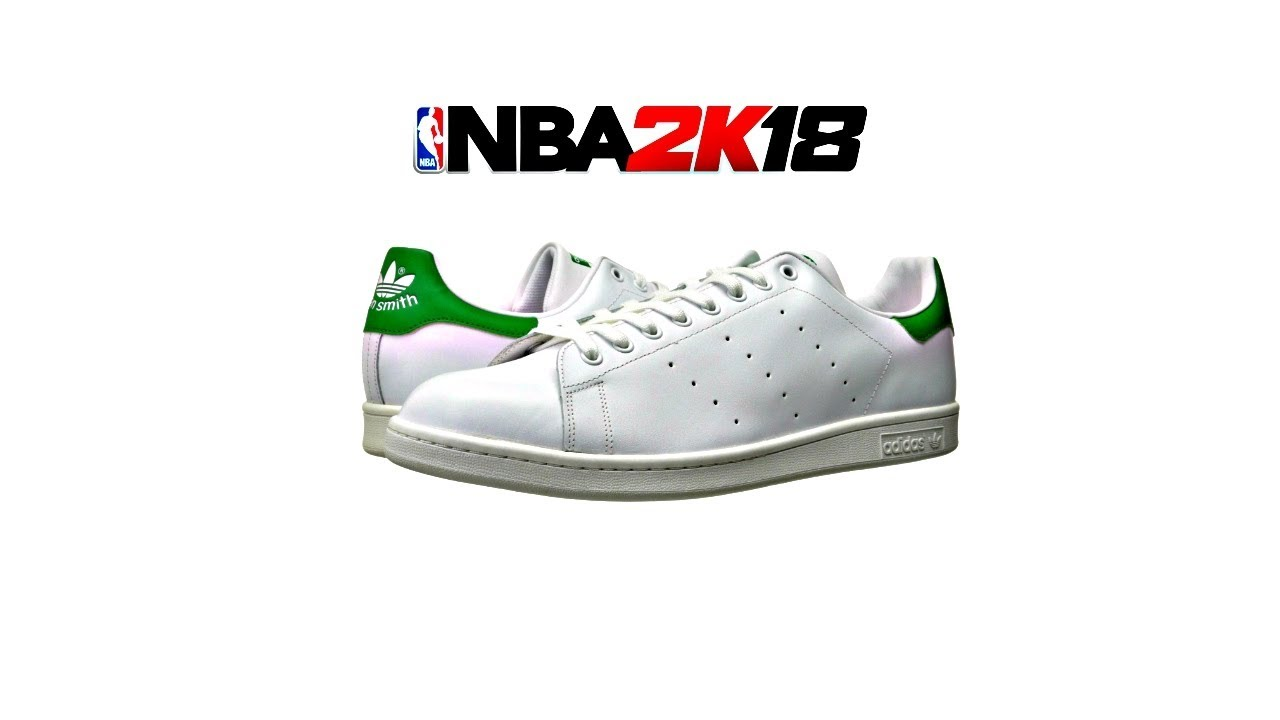 ce1c255de32c NBA 2K18 Shoe Creator Adidas Stan Smith - YouTube