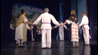 Slavonija-Folklorni ansambl Baranja-Nikola Tesla-B.Manastir