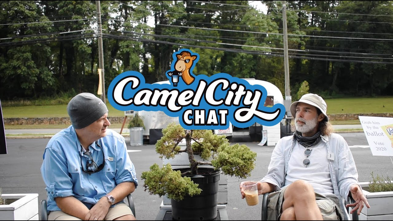 Camel City Chat Episode 26 with Tommy Priest