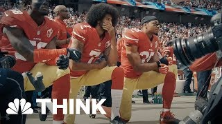 Why Americans Can't Separate Politics From Football | Think | NBC News