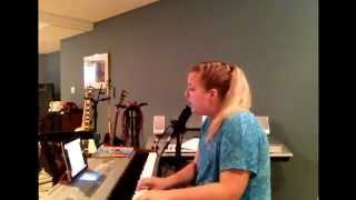 All I Want - Kodaline - Cover By Carly Kay
