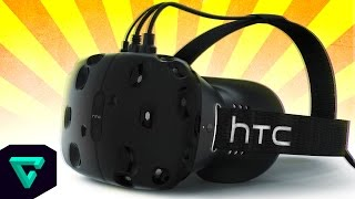 Top 10: Reasons To Be Excited For The HTC Vive
