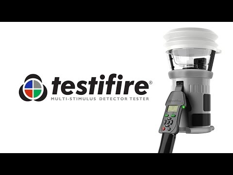 Testifire All-in-one Detector Tester | Detector Testers