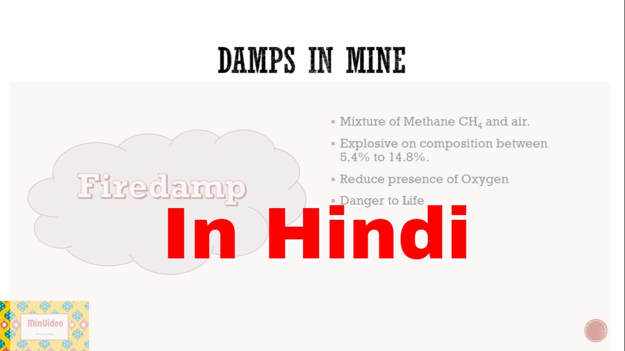dumps in mines | mine ventilation | in hindi - youtube