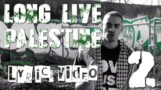 LOWKEY - LONG LIVE PALESTINE PART II | FT. THE NARCICYST, DAM, SHADIA MANSOUR, REVEAL, HASAN SALAAM