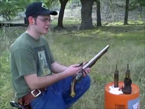 Flintlock Pistol Accuracy