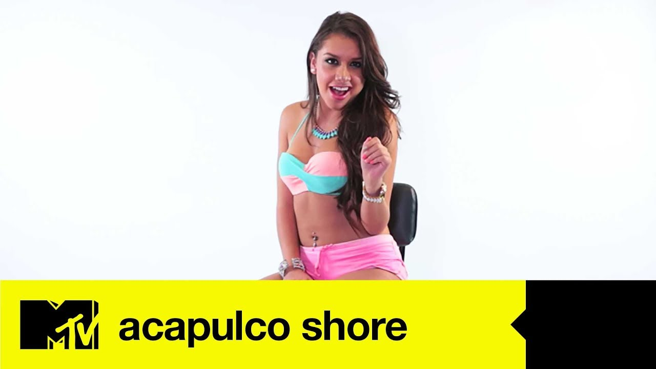 Resultado de imagen para karime acapulco shore