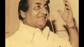 Tujhe Dekha Tujhe Chaha - Chhoti Si Mulaqat - M.Rafi & Suman - 1967.