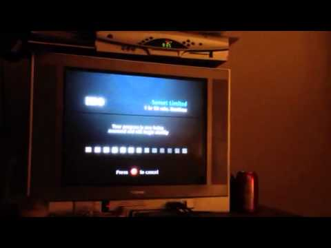 Time Warner Cable dvr error