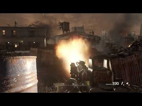 Call Of Duty Modern Warfare Remastered: The Bog