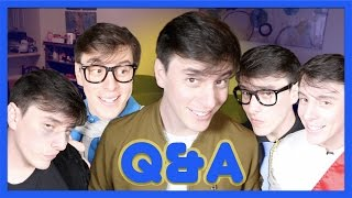 Sanders Sides Q&A!
