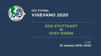 Futsal 2020 | Women | Quarterfinals | GSG STUTTGART - GTSV ESSEN