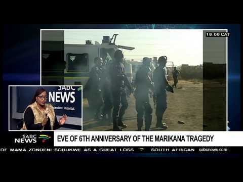 Marikana massacre 6 years on: Nozintombi Miya