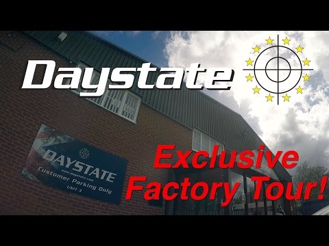 Daystate Factory Tour by AOA