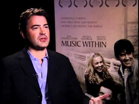 Music Within - Exclusive: Ron Livingston