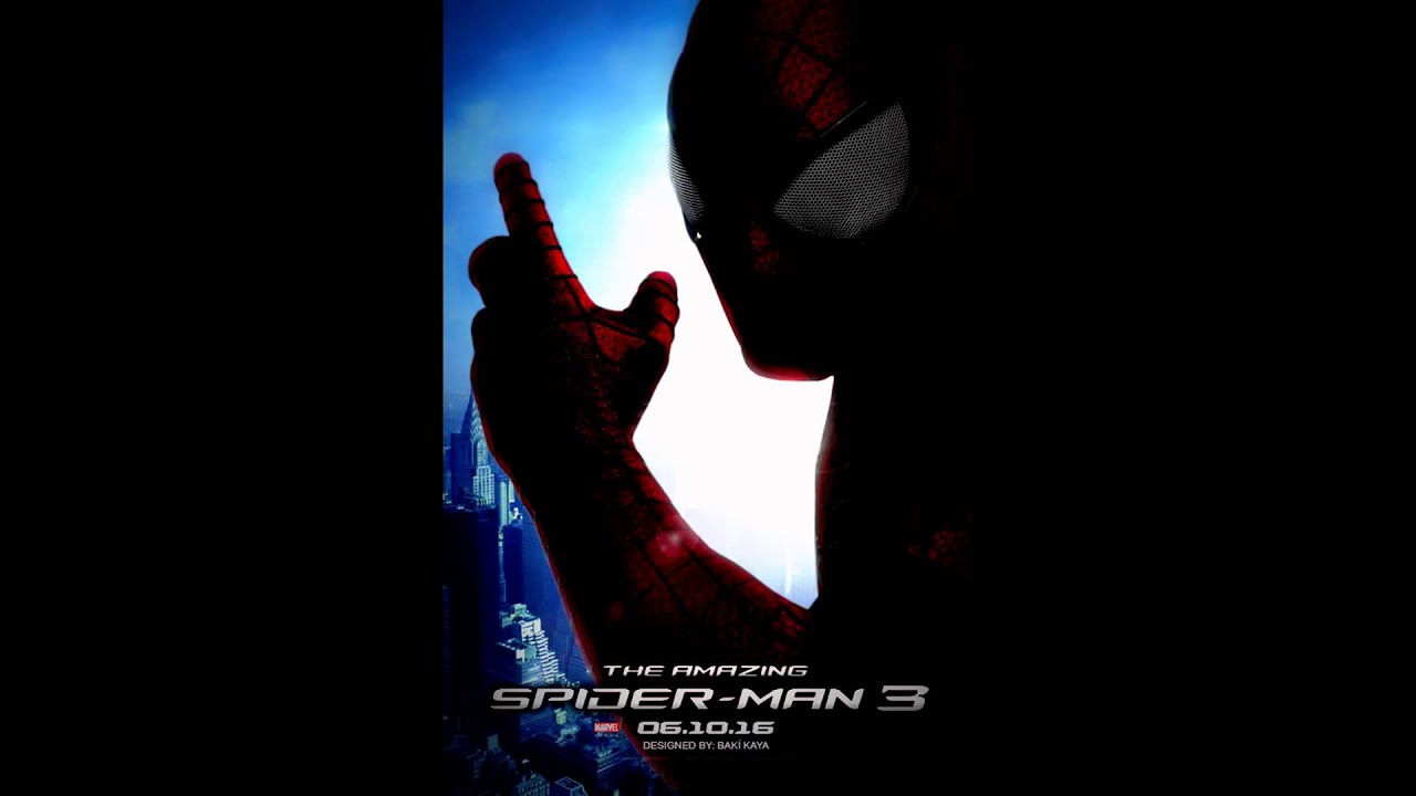 The Amazing Spider Man 3 Fan Poster S And Wallpaper Youtube