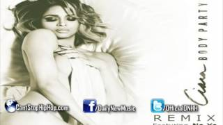 Ciara - Body Party (Remix) (Feat. Ne-Yo)
