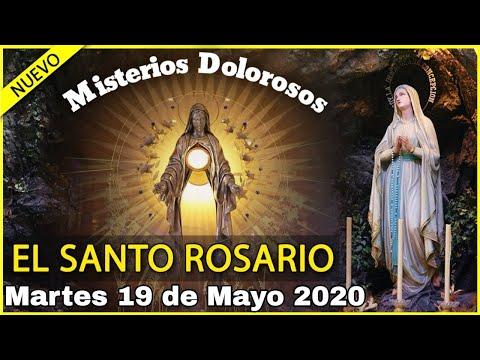 Santo Rosario de Hoy Miércoles 29 de Abril de 2020|MISTERIOS GLORIOSOS from YouTube · Duration:  34 minutes 28 seconds