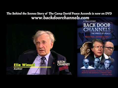 Elie Wiesel (Segment) | Charney Report