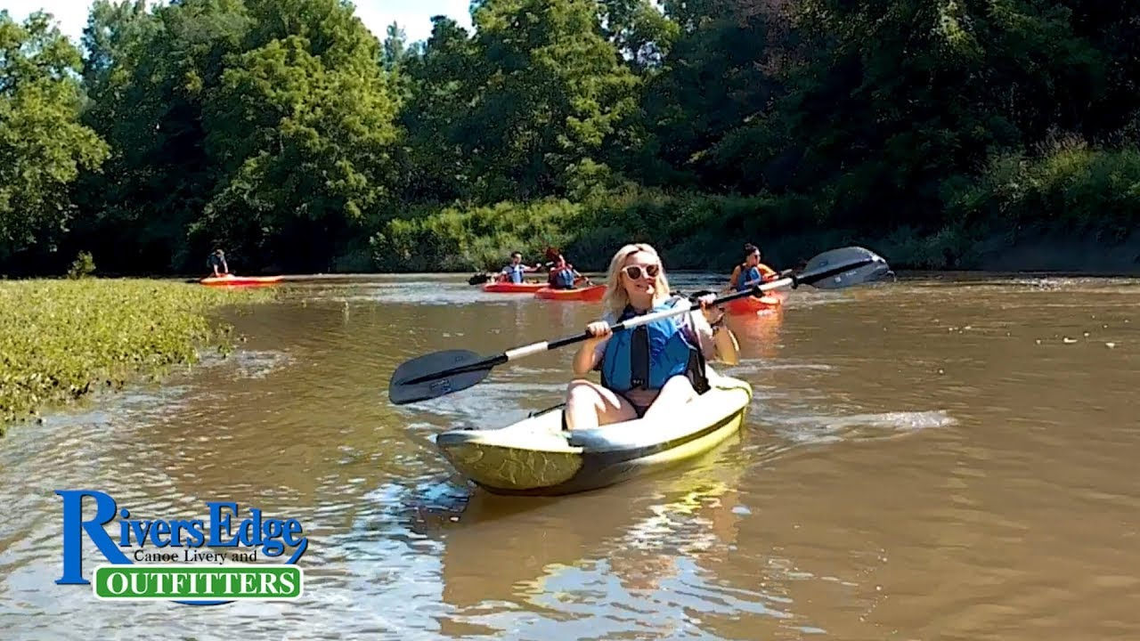 Canoe Rentals, Kayak Rentals, and Raft Rentals - Rivers Edge Outfitters