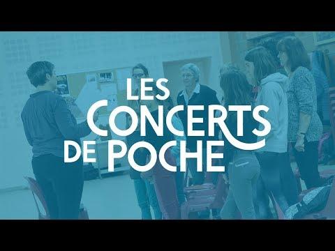 Les Concerts de poche - Faciliter l'accès de tous à la musique classique