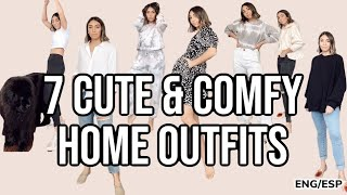 7 CUTE AND COMFY HOME OUTFITS