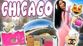 CHICAGO SHOPPING SPREE!