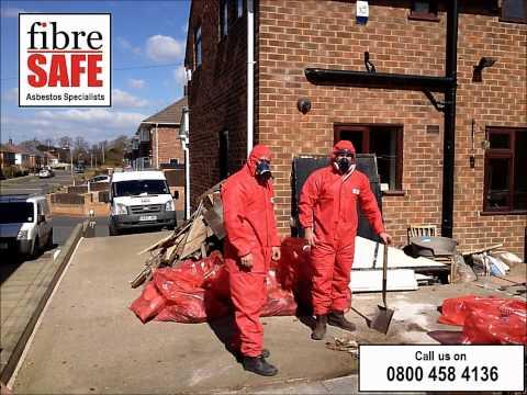 Asbestos Removal North Wales