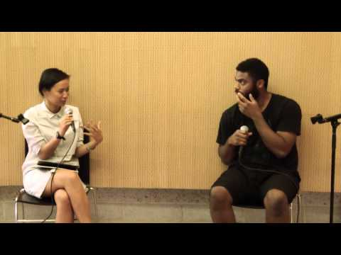 The Artist's Voice: Kevin Beasley in Conversation with Lumi Tan