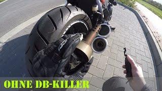 Honda CBR500R IXIL Hyperlow XL ohne dB-Killer - Soundcheck (Deutsch)   Piotrrr Moto
