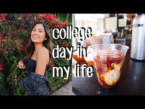 DAY IN MY LIFE AT SAN DIEGO STATE UNIVERSITY '18