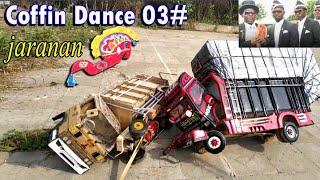 Download Coffin Dance part 3 jaranan versi Duel Miniatur Truk Oleng