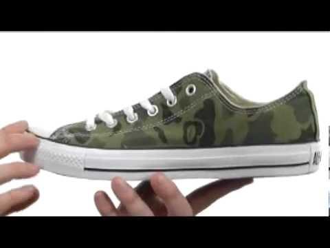 Converse Chuck Taylor® All Star® Camo Print Ox  SKU:#8207946