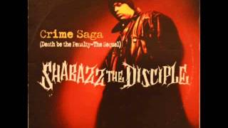 Shabazz The Disciple - Crime Saga (Ironic Remix)