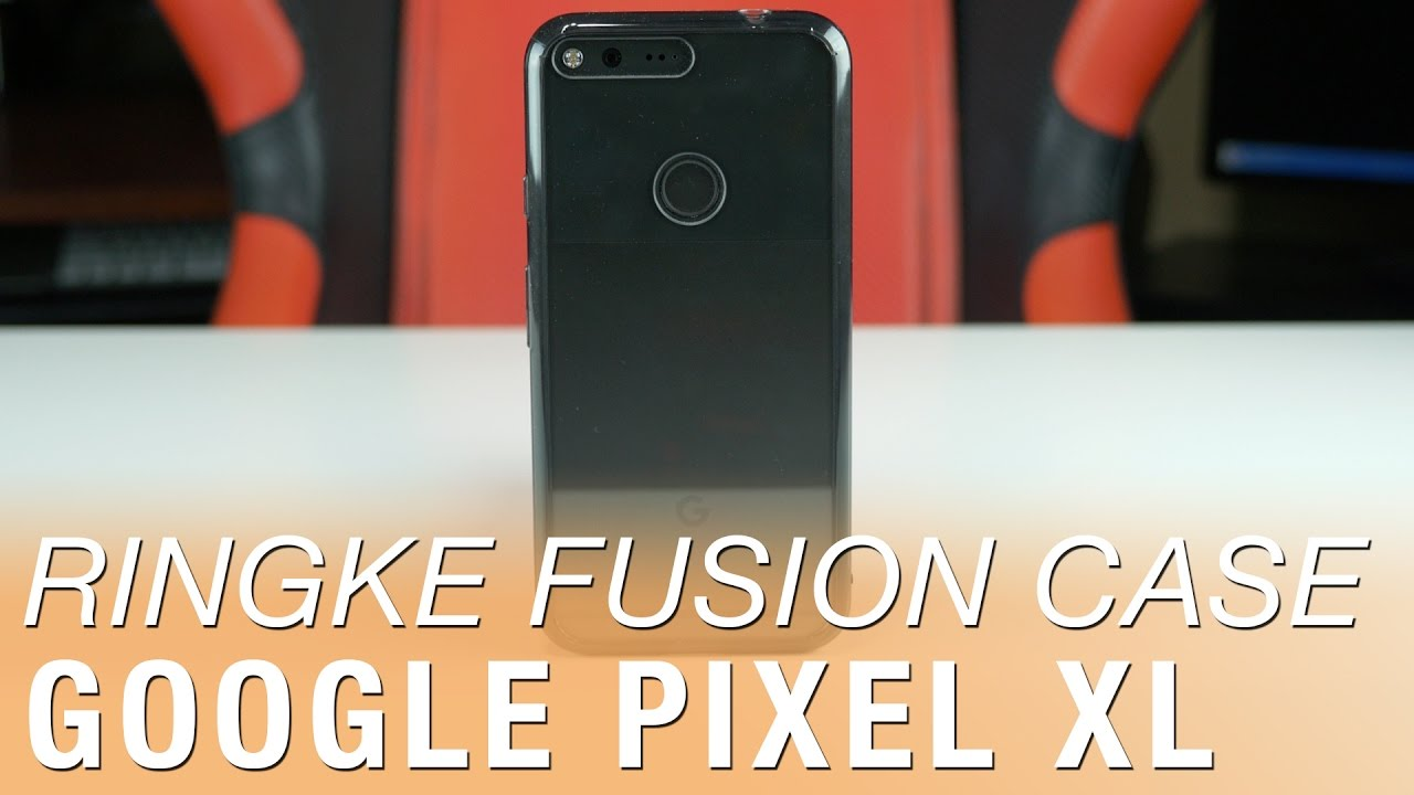 best service c50f1 6ca4b Review: Ringke Fusion Case for Google Pixel XL
