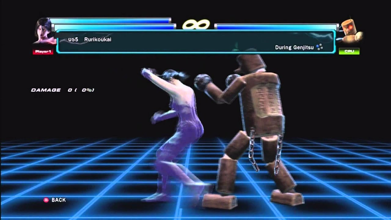 Tekken Tag Tournament 2 :: Unknown's Command List - YouTube
