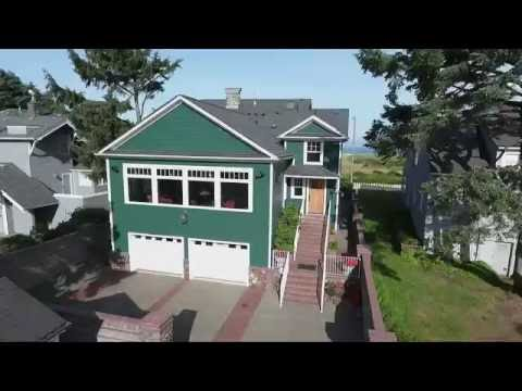 Oceanfront Classic Home in Seaside for sale | Oregon coast luxury homes