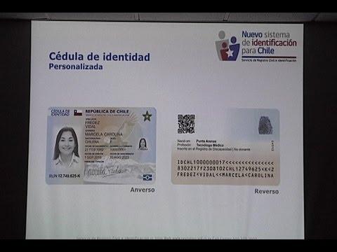 Nueva Cedula De Identidad Y Pasaporte Contaran Con Novedosas Medidas