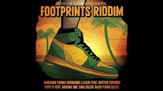 FOOTPRINTS riddim by Infini-T music & Positive Vibz Productions