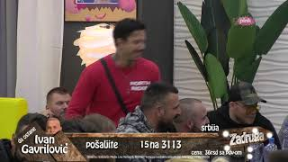 Zadruga 3   Filip Đukić I Milica Kemez Priznali Emocije Jedno Prema Drugom   11.09.2019.