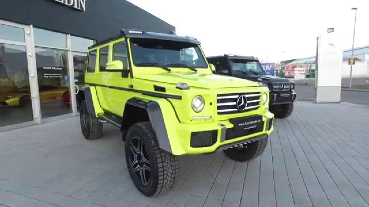 mercedes benz g500 4x4 electric youtube. Black Bedroom Furniture Sets. Home Design Ideas
