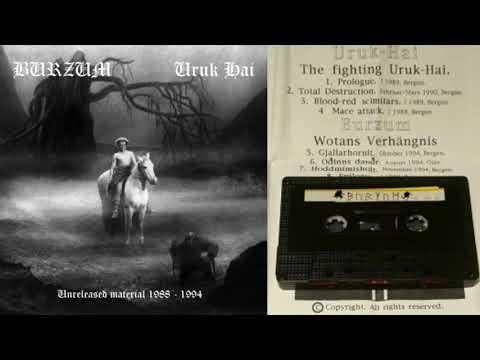 Unreleased Material (1988 - 1994) - Burzum/Uruk-Hai