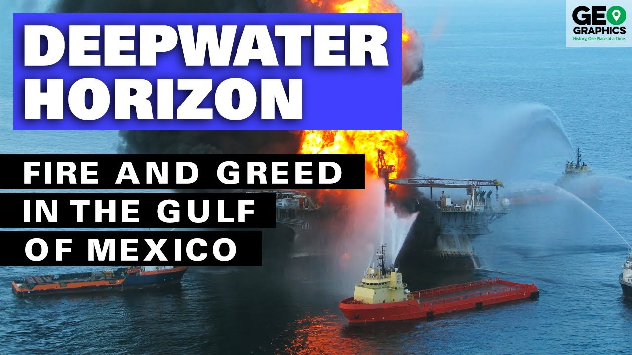 Download Deepwater Horizon: Fire and Greed in the Gulf of Mexico
